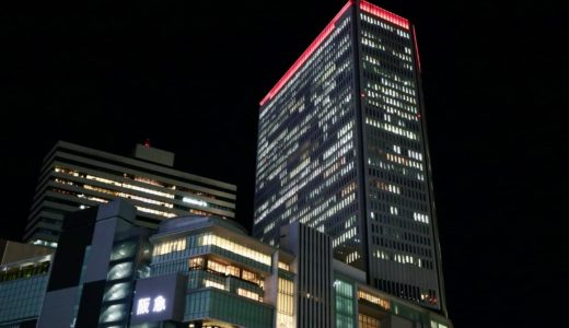 大阪府新型コロナ警戒信号『赤信号』点灯。レッドステージ1の期間は12月4日〜12月15日まで