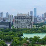 NTT西日本ビルを高さ約100mのラグジュアリーホテルに建替え!現本社ビルの再開発計画が明らかに!