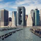 「サルコスタイルタワー」Hayri Atak Architectural Design Studioがニューヨークで印象的で曲がりくねった超高層ビルを提案