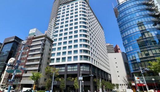 ホテルインターゲート大阪 梅田の建設状況 21.04【2021年4月1日開業】