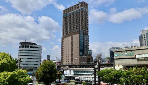 神戸阪急ビル東館 建設工事の状況 21.04 【2021年4月26日開業決定!】