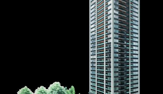 プラウドタワー梅田豊崎 (仮称)大阪市北区豊崎四丁目 建設工事の状況 21.04【2023年03月竣工】