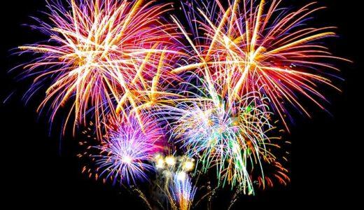 GWに「夢洲超花火2021(仮)」開催!日本最大級4万5000発以上の花火を打ち上げ、ドローン800台によるエンターテインメントショーも実施