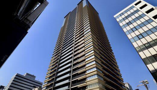 MJR堺筋本町タワー(ザ・船場タワープロジェクト) 建設工事の状況 21.02【2021年4月竣工】