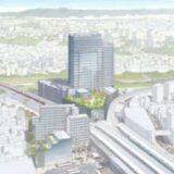 枚方市駅周辺地区第一種市街地再開発事業 建設工事の状況 21.07【2024年3月竣工】