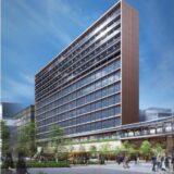 (仮称)阪急西宮ガーデンズ西側土地開発計画 建設工事の状況 21.09【2023年9月開業予定】