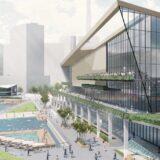 神戸港に世界水準の新アリーナが誕生!新港突堤西地区(第2突堤) 再開発事業はNTT都市開発らの企業Gを選定!