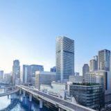 大阪堂島にフォーシーズンズホテルが進出!「ONE DOJIMA PROJECT」建設工事の状況 21.07【2024年09月竣工予定】