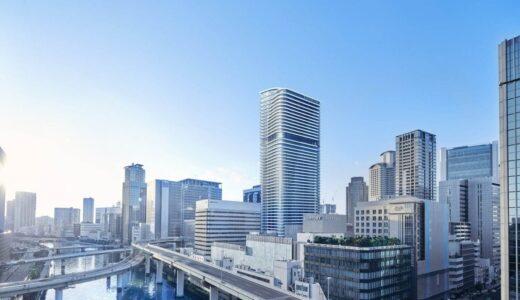 大阪堂島にフォーシーズンズホテルが進出決定!東京建物とHPLの共同開発 「ONE DOJIMA PROJECT」の状況 【2024年09月竣工予定】