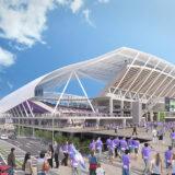 広島新サッカースタジアムの優先交渉権者は大成建設を代表とする企業Gに決定!中央公園広場に2024年の完成を目指す