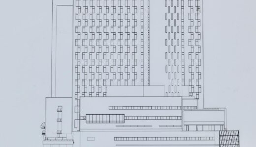 (仮称)大手前一丁目プロジェクト 日本経済新聞社 旧大阪本社再開発の状況 21.06