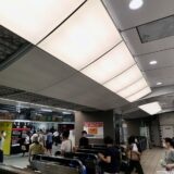 JR西日本ー京橋駅リニューアル工事の状況 21.07