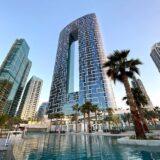 高さ300m!ドバイに世界一高いインフィニティプールが登場。「アドレスビーチリゾート」 Address Hotels + Resorts: Hotels in Dubai