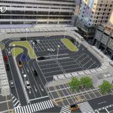 福岡市が博多駅筑紫口駅前広場をリニューアル工事に着手。「博多コネクティッド」の一環【6月初旬~2022年3月】