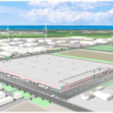 ニトリが北海道石狩市に新物流センター「石狩DC」を新設、国内物流拠点を再構築/7.7万平米【2022年5月末竣工】