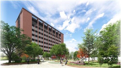大阪成蹊大学が新キャンパスを建設 4つの新学部を設置し7学部の総合大学に拡大。学園創立90周年記念事業【2023年3月下旬完成】