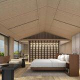 京都東山シックスセンシズ(SIX SENSES)ホテル東山閣建て替えの状況 21.04  客室パースが公開される!【2024年開業予定】