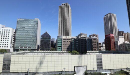 神戸市役所 本庁舎2号館を新庁舎に建替える再整備計画の状況 21.10【2025年以降完成予定】