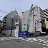 PMO 淡路町PJ(仮称)淡路町二丁目計画 建設工事の状況 21.06【2022年12月竣工】