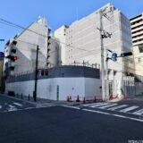 PMO 淡路町PJ(仮称)淡路町二丁目計画 建設工事の状況 21.04【2022年12月竣工】