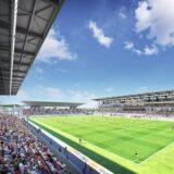 金沢市民サッカー場再整備計画は1万席、北陸初のJリーグ規格フットボールスタジアムが着工!【2023年9月完成予定】