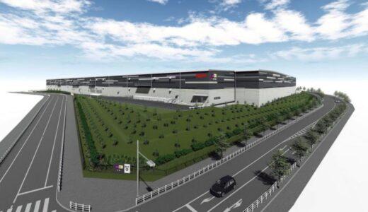 「Landport 多摩」着工、楽天グループによる一棟利用が決定!野村不動産が開発する高機能型物流施設に