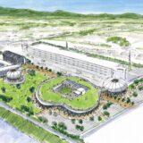 奈良県中央卸売市場の建替え再整備計画が進行中!「市場エリア」と「賑わいエリア」で構成された食のテーマパークに進化!