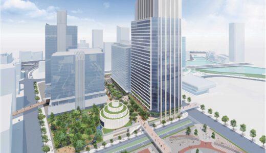 横浜市MM21 中央地区52街区開発の事業予定者に大和ハウス工業と光優を決定!地上28階、高さ171mの超高層ビルを建設