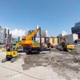 (仮称)南堀江3丁目プロジェクト 関電不動産開発が計画中のタワマンの状況 21.06【2024年10月竣工】