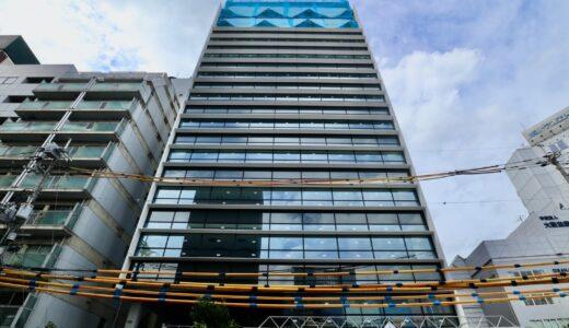 (仮称)新大阪第5ドイビル建設計画の状況 21.08【2022年02月竣工予定】