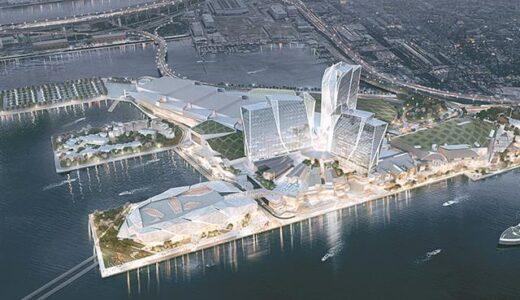 【横浜IR】資格審査を通過した2者の最終提案のIR施設イメージを公開!「ゲンティン・シンガポール」Gなど2グループ