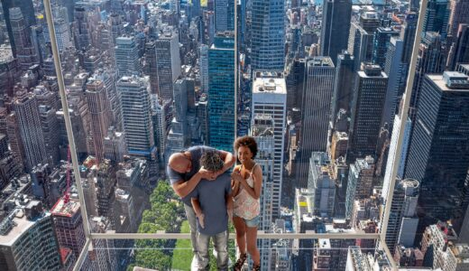高さ369mの『限りなく透明なエレベーターとガラスの箱』NYの超高層ビル「One Vanderbilt」に新しい展望施設が登場!
