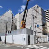 PMO 淡路町PJ(仮称)淡路町二丁目計画 建設工事の状況 21.08【2022年12月竣工】