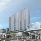 星野リゾートが熊本初進出!オープンは2023年春を予定、熊本パルコ跡の再開発(仮称)下通GATEプロジェクトビルに入居