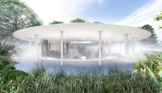 富山 ワンビエント神通峡は2022年10月オープン!ITの存在を意識できない『カームテクノロジー』で自然と建築とデザインを融合