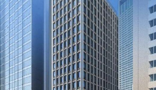 (仮称)名駅4丁目OTプロジェクト 建設工事の状況 21.08【2023年6月竣工】