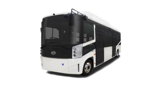 近鉄バスが中国BYD製の小型電気バスJ6(都市型 II)を2台導入、2路線で運行へ!