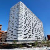 星野リゾート OMO7 大阪新今宮 建設工事の状況 21.10【2022年4月開業予定】