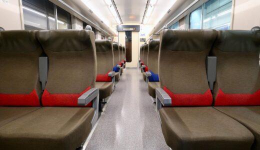 JR北海道733系 快速エアポート指定席「uシート」は特急並みの快適設備でお買い得な座席だった!