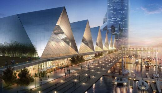 大阪IRの事業予定者 MGM・オリックス連合に決定!2022年4月までに「区域整備計画」を国に提出!