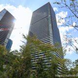グランドメゾン新梅田タワー THE CLUB RESIDENCEの建設状況 21.10