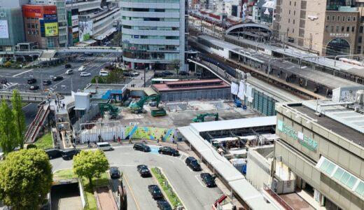 新・三ノ宮駅ビルは高さ160m!2025大阪関西万博後に開業へ